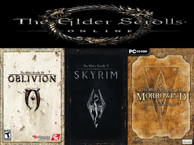 Elder Scrolls Intro