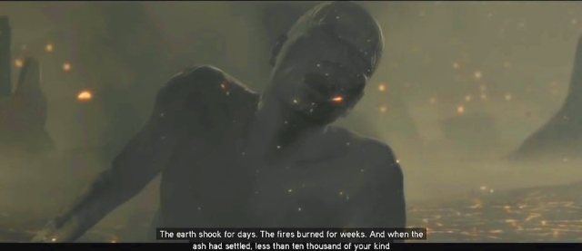 AC Revelations Toba Charred Body from YouTube-W4RRI0R360 channel