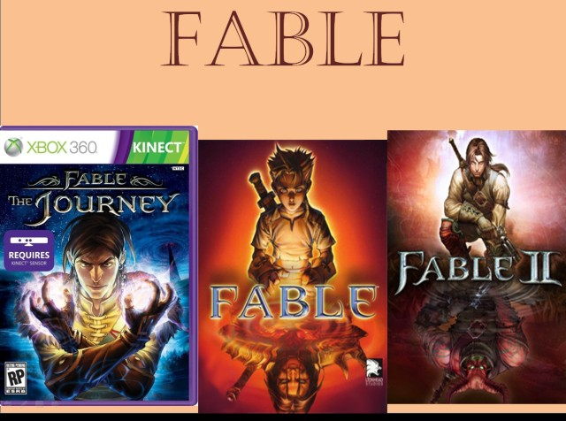 Fable Intro