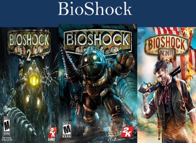 BioShock Intro