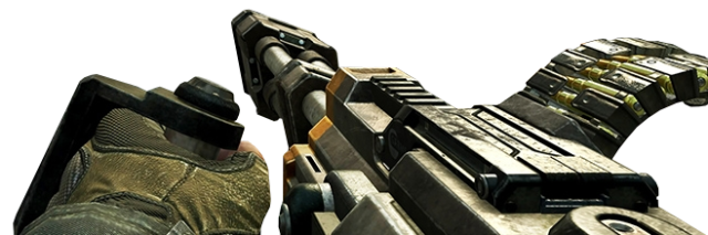 Death Machine First-Person from CoD Wiki