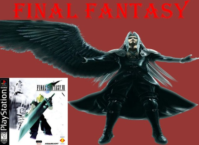 Final Fantasy Intro