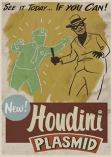 Houdini Plasmid from Bioshock Wiki