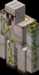 Iron Golem from Minecraft Wiki
