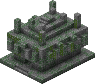 Jungle Temple from Minecraft Wiki