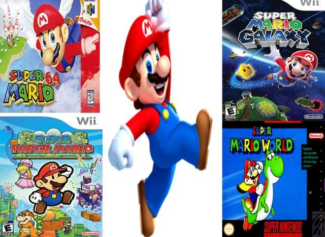 Mario Intro