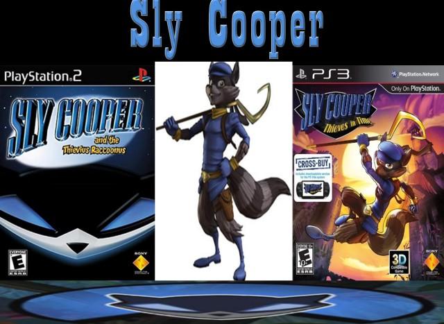 Sly Cooper Intro