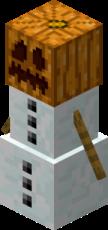 Snow Golem from Minecraft Wiki