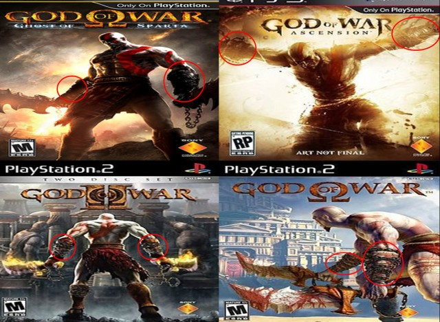 The Chains of the God of War Series