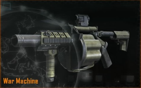 War Machine from CoD Wiki