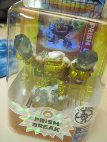 Activision Employee-Exclusive Gold Prism Break