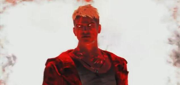 Dante's Devil Trigger Form