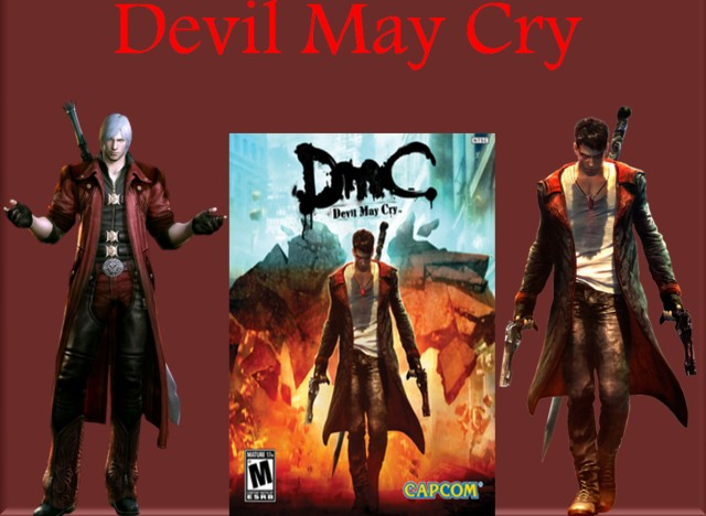 Devil May Cry Intro