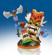 Giants Double Trouble Toy from Spyro Wiki