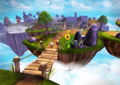 Perilous Pastures pic from Spyro Wiki