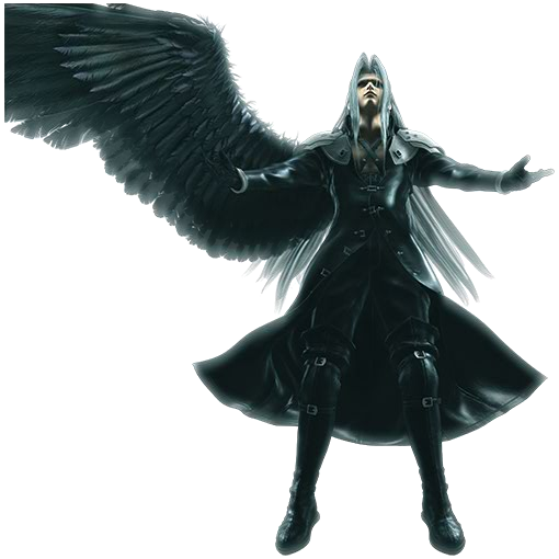 Sephiroth Advent Children Complete from Final Fantasy Wiki