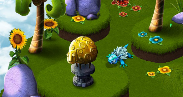 Sheep Idol from Skylanders Universe Blog