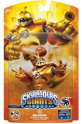 Skylanders Gold Bouncer from Spyro Wiki