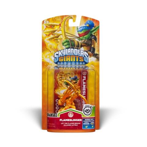 Skylanders Gold Flameslinger from Spyro Wiki