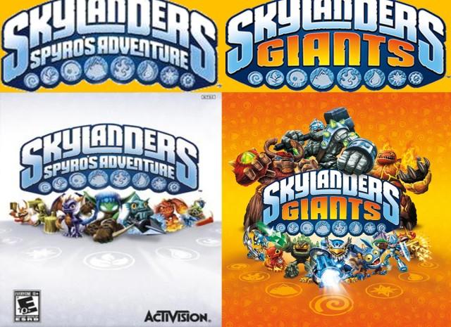 Skylanders Intro