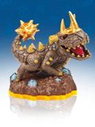 Skylanders Stone Dragon Bash from Spyro Wiki