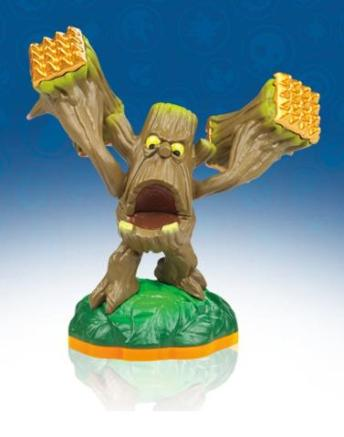 Skylanders Wood Stump Smash 2 from Spyro Wiki