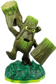 Skylanders Wood Stump Smash from Spyro Wiki