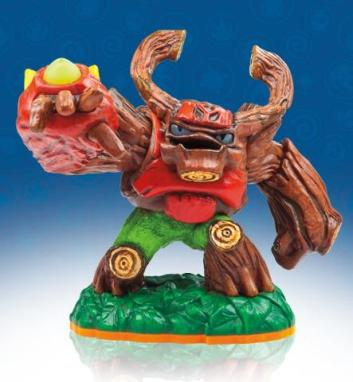 Skylanders Wood Tree Rex from Spyro Wiki