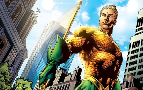 Aquaman image from DC Comics