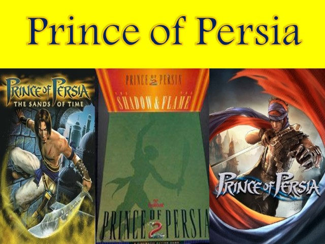 Prince of Persia Intro