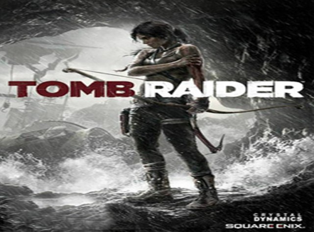 Tomb Raider 2013 Intro