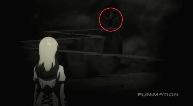 Dante on cross from DMC Anime (3)
