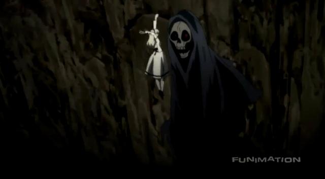 Skull Creature DMC Anime #1