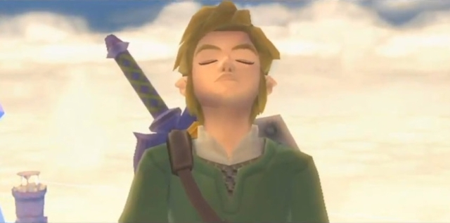 Skyward Sword Triforce Prayer and Answer from YouTube (4)