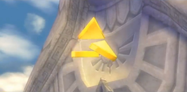 Skyward Sword Triforce Prayer and Answer from YouTube (5)