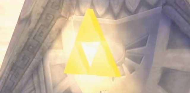 Skyward Sword Triforce Prayer and Answer from YouTube (7)