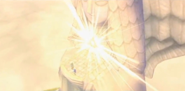 Skyward Sword Triforce Prayer and Answer from YouTube (8)