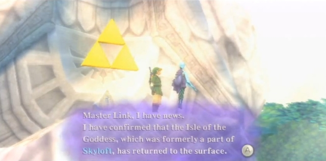 Skyward Sword Triforce Prayer and Answer from YouTube (9)