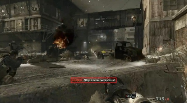 CoD Black Ops Step 7-Raise Hell in action from YouTube (1)