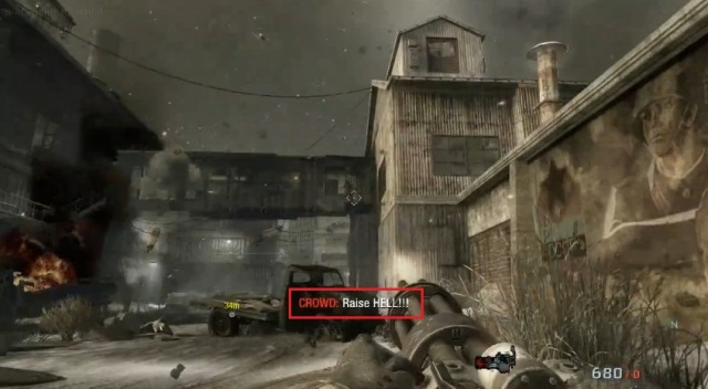 CoD Black Ops Step 7-Raise Hell in action from YouTube (2)