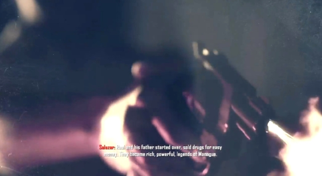 Black Ops 2 Menendez's Violent Beginnings from YouTube-theRadBrad channel (2)