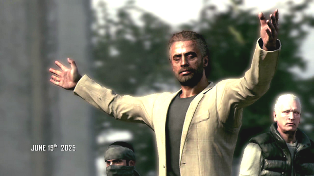 Black Ops 2 Raul Menendez adressing crowd from CoD Wiki