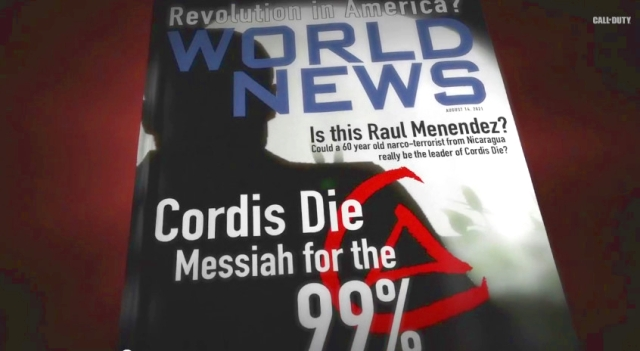 Black Ops 2 Menendez Messiah Magazine and Judgment Day from YouTube (1)