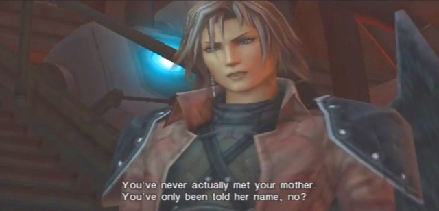 Crisis Core FFVII Sephiroth and Genesis Dialog from YouTube-'BrySkye' channel (14)