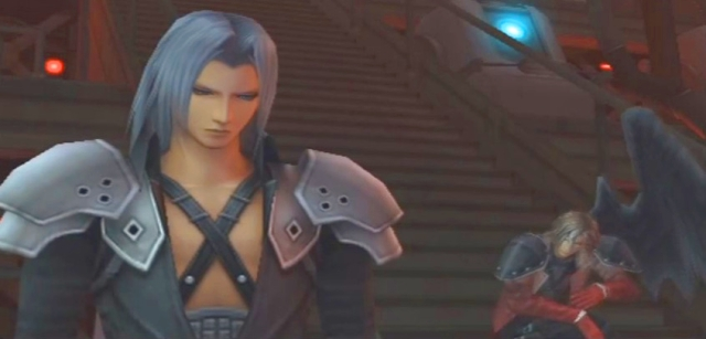 Crisis Core FFVII Sephiroth and Genesis Dialog from YouTube-'BrySkye' channel (24)