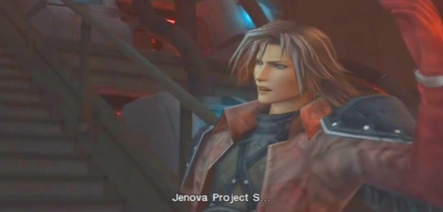 Crisis Core FFVII Sephiroth and Genesis Dialog from YouTube-'BrySkye' channel (30)