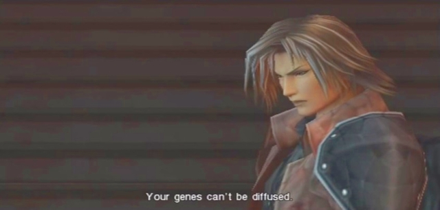 Crisis Core FFVII Sephiroth and Genesis Dialog from YouTube-'BrySkye' channel (35)