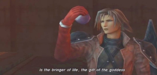 Crisis Core FFVII Sephiroth and Genesis Dialog from YouTube-'BrySkye' channel (39)