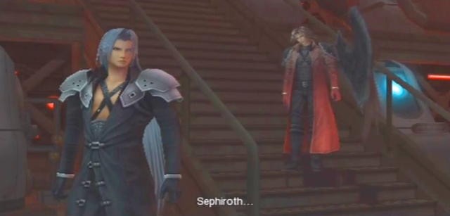 Crisis Core FFVII Sephiroth and Genesis Dialog from YouTube-'BrySkye' channel (4)