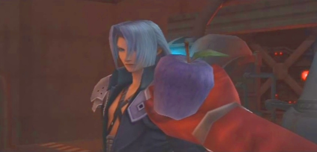 Crisis Core FFVII Sephiroth and Genesis Dialog from YouTube-'BrySkye' channel (41)